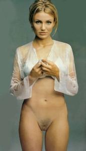Cameron Diaz Naked?