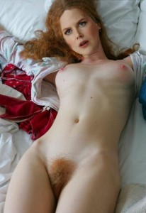 Pussy Actresses who show